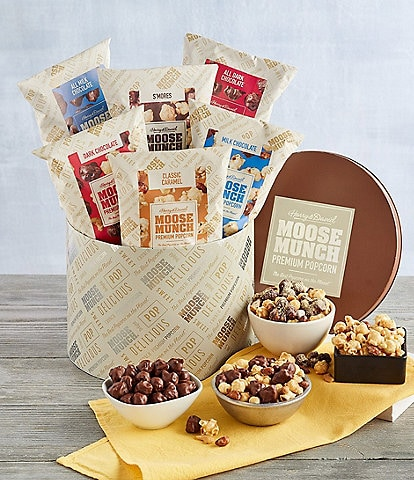 Harry and David Deluxe Moose Munch Gourmet Gift Tin