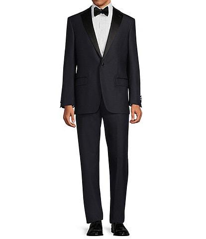 Hart Schaffner Marx Chicago Classic Fit Notch Collar Tuxedo
