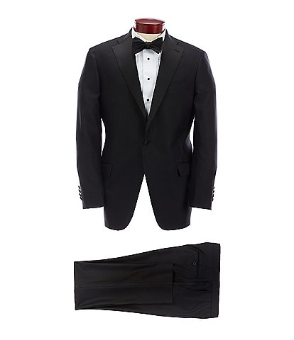 Hart Schaffner Marx Chicago Classic Fit Notch Collar Tuxedo