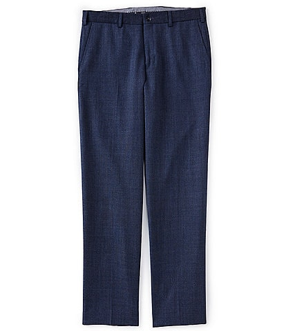 Hart Schaffner Marx Marled Wool Trouser Pants