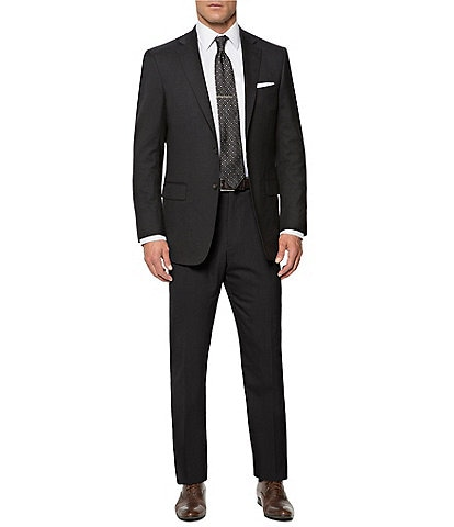 Hart Schaffner Marx New York Modern-Fit Performance Suit