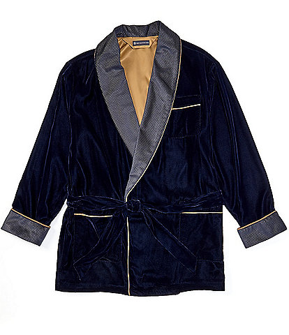Hart Schaffner Marx Smoking Jacket Robe