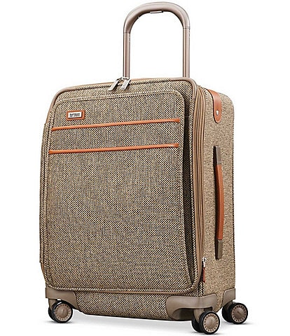 Hartmann Tweed Legend 22#double; Dom Expandable Spinner