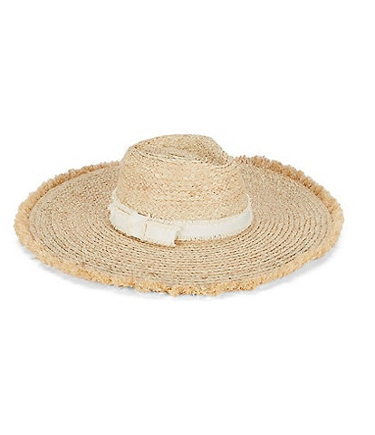 Hat Attack Coverup Straw Sun Hat