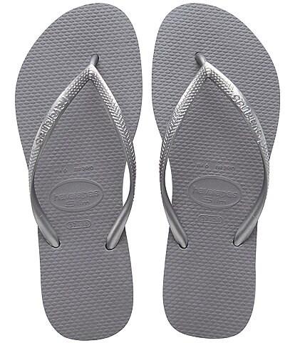 dc6a0c1a0f4012 Grey Women s Flip Flop Sandals