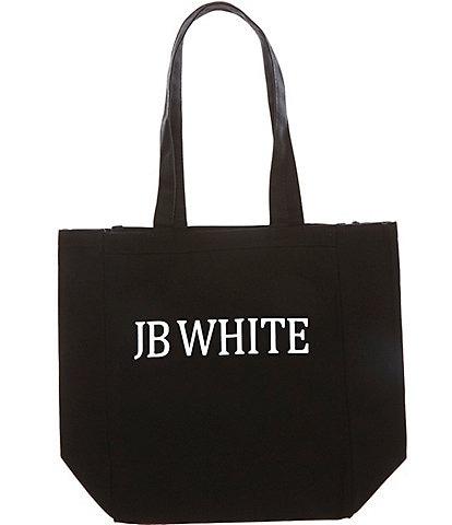 Heritage J. B. White Logo Tote Bag