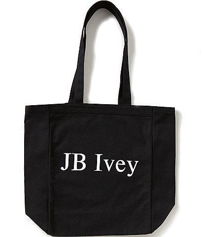 Heritage JB Ivey Logo Tote Bag
