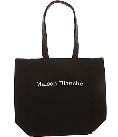Heritage Maison Blanche Logo Tote