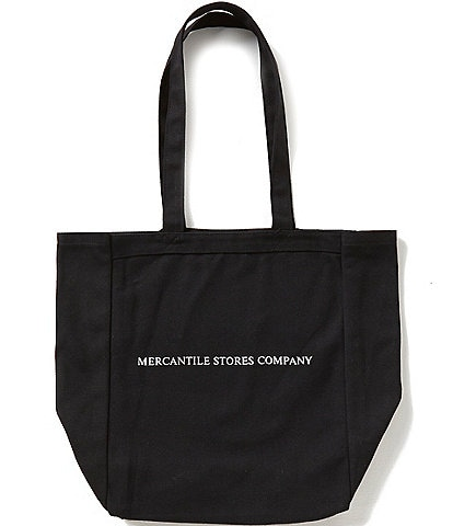 Heritage Mercantile Stores Company Logo Tote