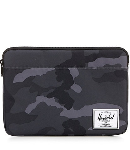 Herschel Supply Co. Anchor Camoflauge 13#double; Laptop Sleeve