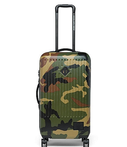 Herschel Supply Co. Camo Trade Luggage Medium Spinner