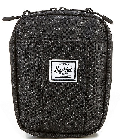 Herschel Supply Co. Cruz Black Metallic Crossbody Bag