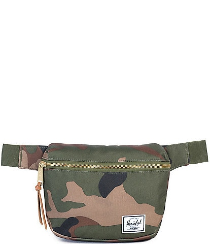Herschel Supply Co. Fifteen Camouflage Zip Around Belt Bag