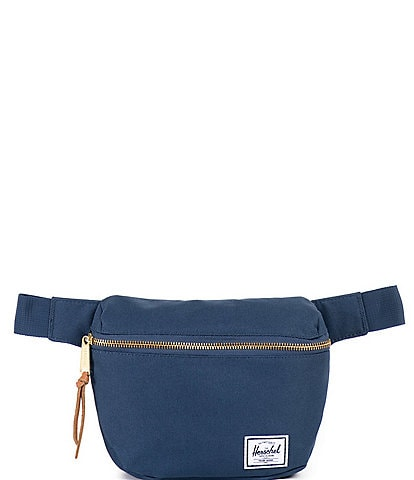 Herschel Supply Co. Fifteen Zip Around Classic Woven Label Belt Bag