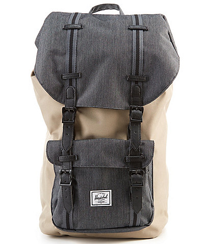 Herschel Supply Co. Little America Timberwolf Backpack