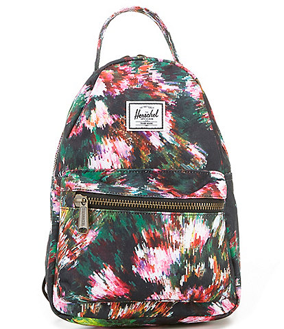 Herschel Supply Co. Nova Floral Mini Backpack