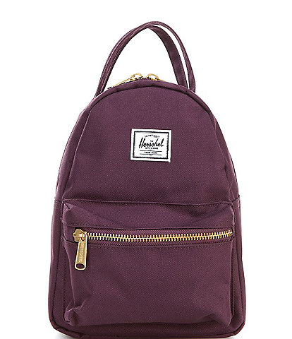 Herschel Supply Co. Nova Mini Zip Backpack