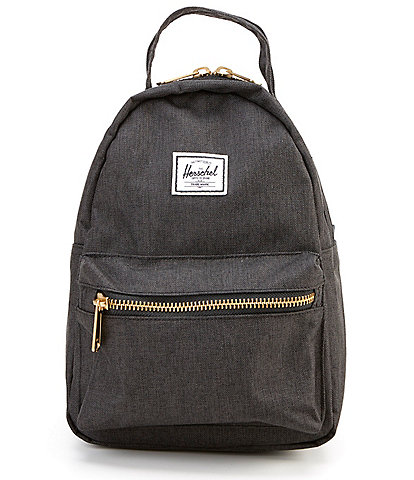 Herschel Supply Co. Nova Mini Zip Closure Backpack