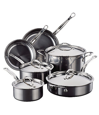 Hestan NanoBond 10-Piece Cookware Set