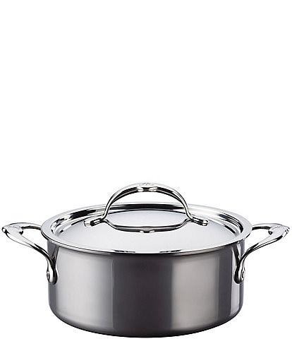 Hestan NanoBond Titanium Stainless Steel Soup Pot, 3 Quart