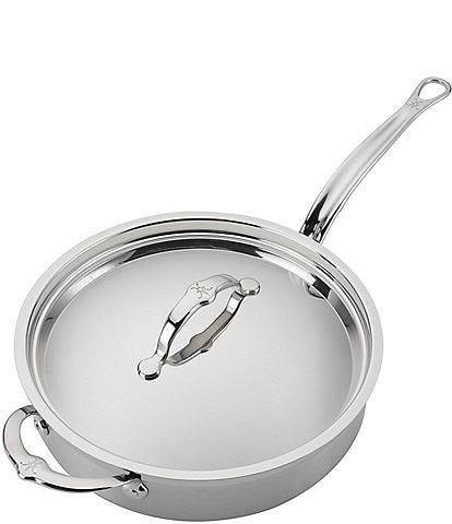 Hestan ProBond Stainless Steel Saute Pan, 3.5 Quart