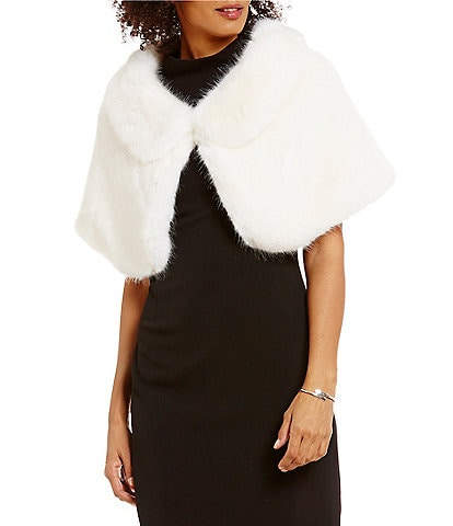 Levivel 1206 Faux-Fur Wrap