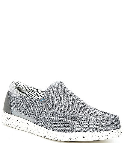Hey Dude Men's Thad Sox Washable Slip-Ons