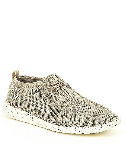 Hey Dude Men's Wally Knit Chukka Boot