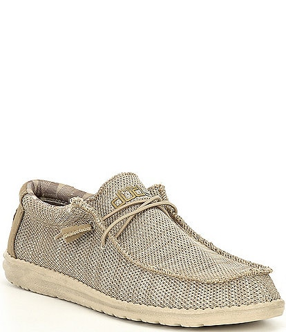 Hey Dude Men's Wally Sox Chukkas