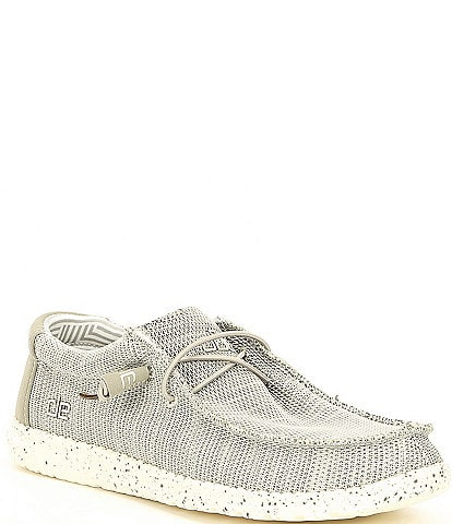 Hey Dude Men's Wally Sox Washable Chukkas