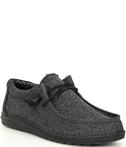 Hey Dude Men's Wally Sox Micro Slip Ons