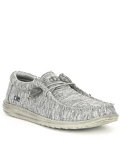 Hey Dude Men's Wally Sox Slip On