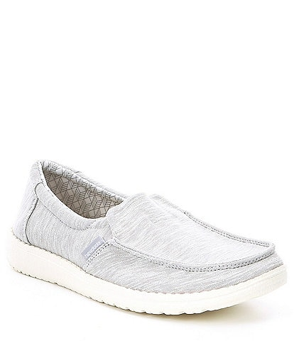 Hey Dude Women's Misty Fleece Slip Ons