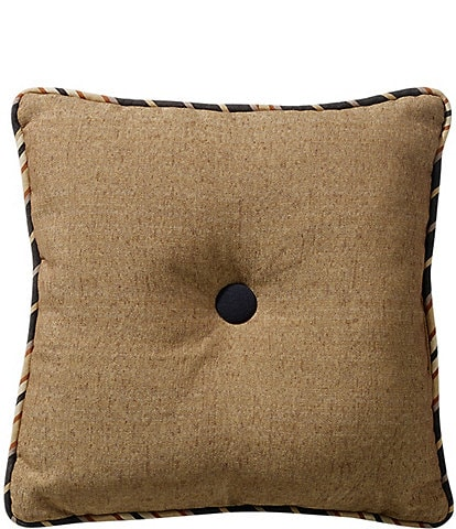 HiEnd Accents Ashbury Tufted Pillow