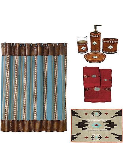 HiEnd Accents Aztec 21-Piece Bath Collection