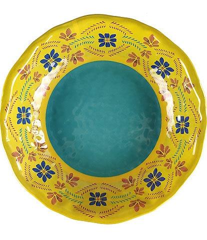 HiEnd Accents Bonita Melamine Collection Serving Bowl