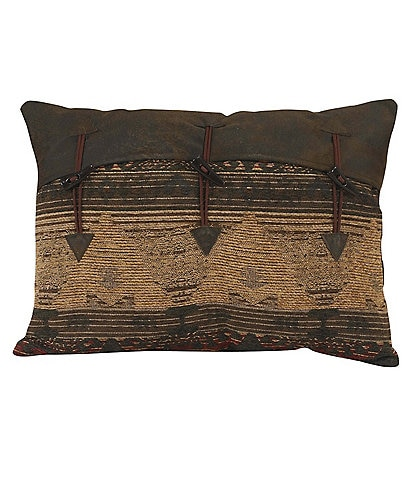 HiEnd Accents Button Pillow
