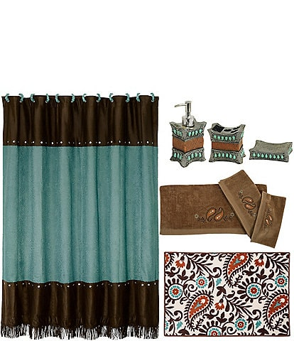 HiEnd Accents Cheyenne 20-Piece Bath Collection