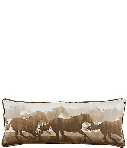 HiEnd Accents Del Sol Running Horse Body Pillow