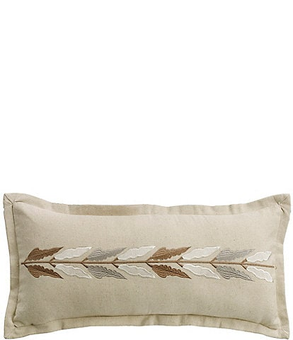 HiEnd Accents Embroidery features Pillow