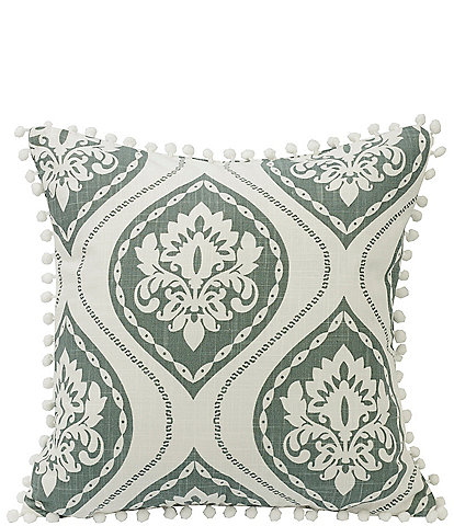 HiEnd Accents Graphic Print Square Pillow