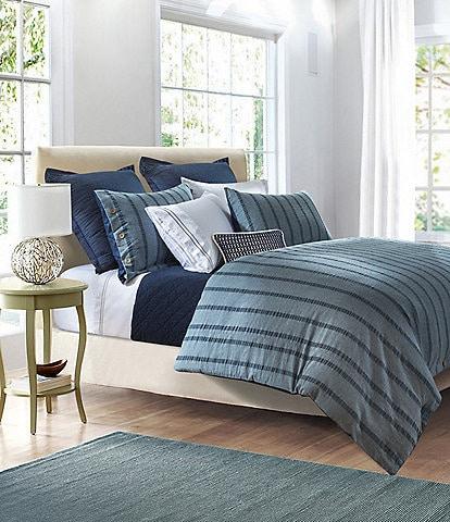 HiEnd Accents Harper Stripe Duvet Mini Set