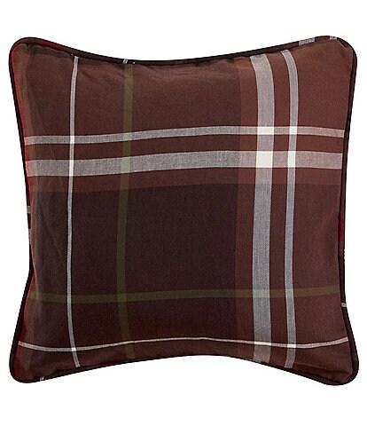HiEnd Accents Jackson Plaid Pillow