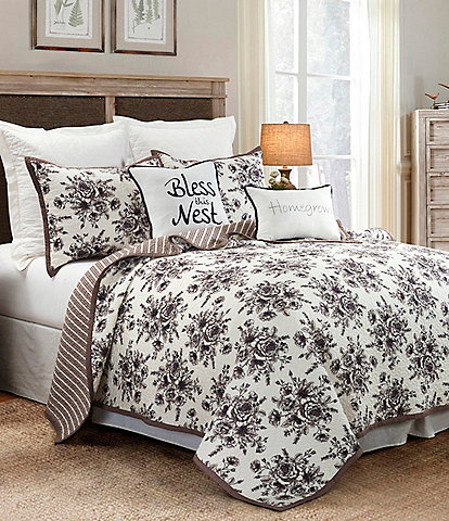 HiEnd Accents Lyla Quilt Mini Set