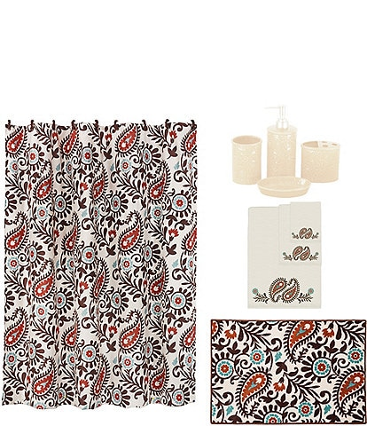 HiEnd Accents Rebecca 21-Piece Bath Collection