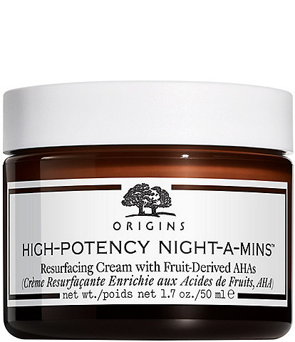 High-Potency Night -A-Mins Resurfacing Cream with Fruit-Derived AHAs