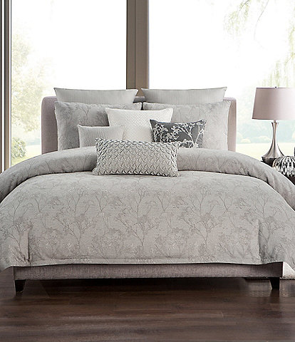 Highline Bedding Co. Adelais Floral Comforter Mini Set