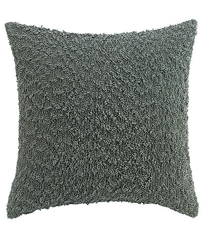 Highline Bedding Co. Habit Collection Gaia Nubby Textured Pillow