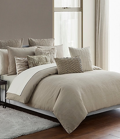 Highline Bedding Co. Madrid Striped Comforter Mini Set