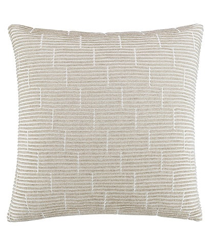 Highline Bedding Co. Pyla Pleated Brick Pillow